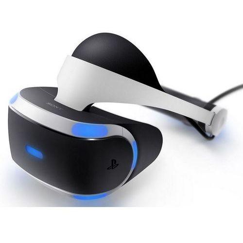 Gogle SONY PlayStation VR + Kamera + Gra VR Worlds + Zamów z DOSTAWĄ JUTRO!