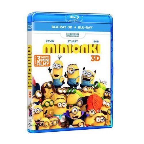 Minionki 3D (2BD) (5902115601125)