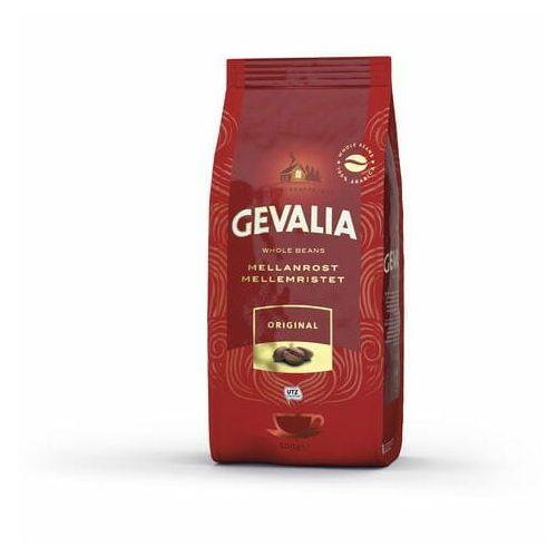Gevalia - original (dawniej mellanrost) - kawa ziarnista - 500g - paczka