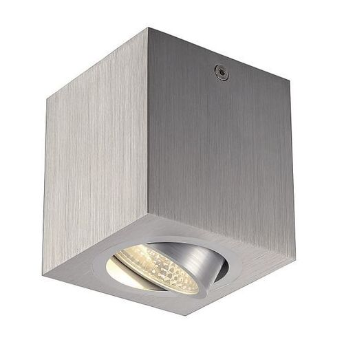 lampa sufitowa TRILEDO kwadrat CL aluminium szczotkowane, SPOTLINE 113946
