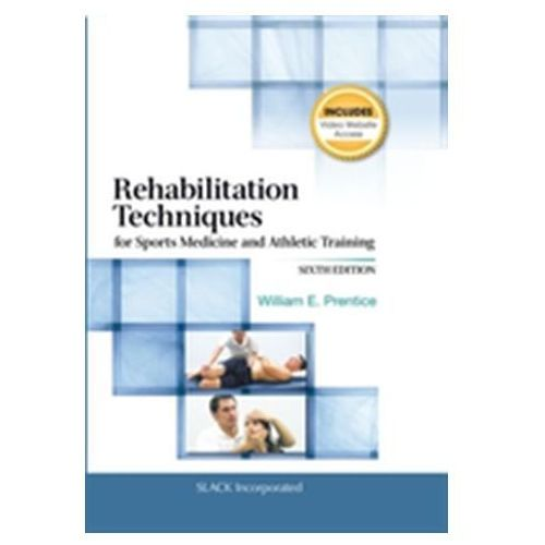 Rehabilitation Techniques for Sports Medicine and Athletic Training (9781617119316)