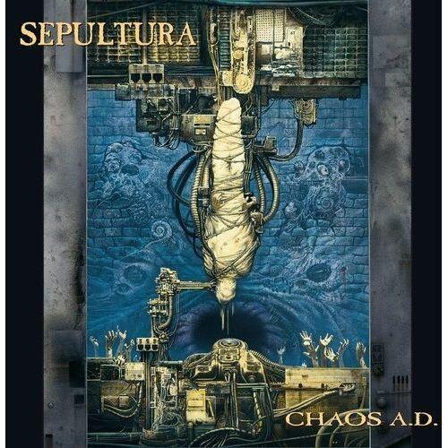 Sepultura - CHAOS A.D., 1686190002