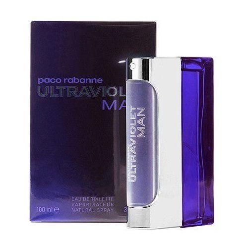 ultraviolet woda toaletowa 100 ml tester marki Paco rabanne
