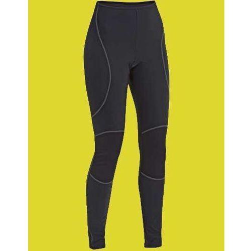 Spodnie damskie długie AUTHOR ASL-3 NoWind bez szelek czarne M