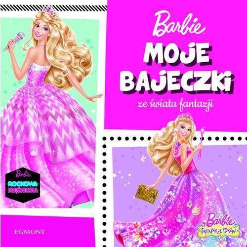 Barbie Moje bajeczki ze świata fantazji - Jeśli zamówisz do 14:00, wyślemy tego samego dnia.