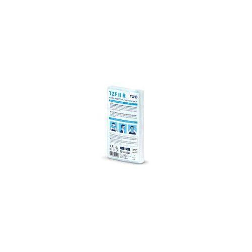 Tzf ii r - 10 sztuk - foliowe opak. - certyfikowane maski medyczne - produkt polski (5904016090008)
