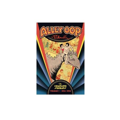 Alley Oop: The Complete Sundays Volume 2