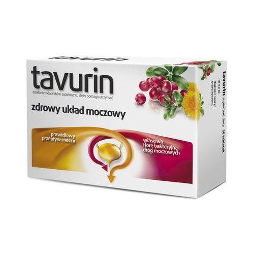 Tavurin 30 tabl. - produkt farmaceutyczny