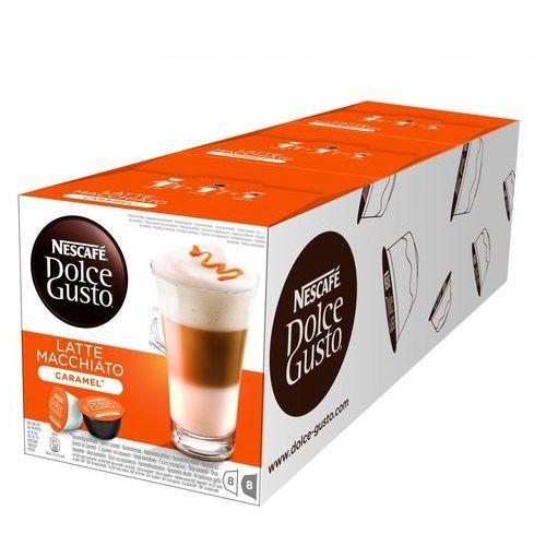 Nescafe Kapsułka dolce gusto latte macchiato caramel