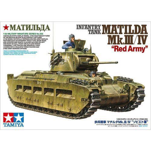Matilda Mk.III/IV Red Army