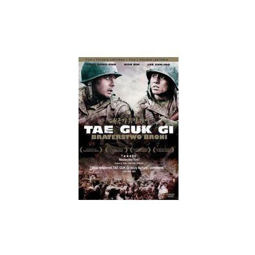 Imperial cinepix Braterstwo broni (dvd) - won bin, lee eun-joo darmowa dostawa kiosk ruchu