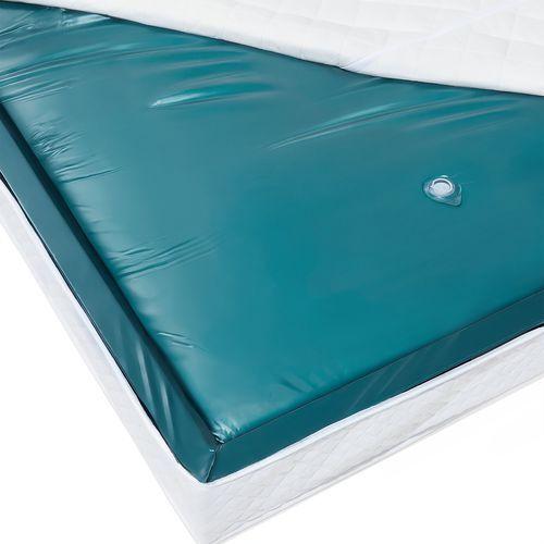 Materac do łóżka wodnego, mono, 200x200x20cm, pełne tłumienie marki Beliani