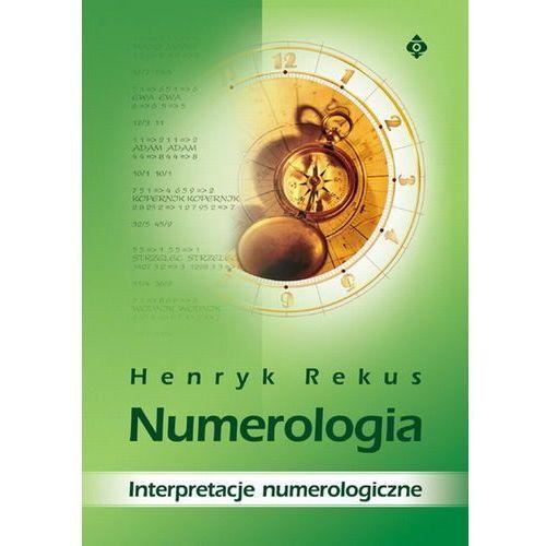 Numerologia 3, Rekus, Henryk