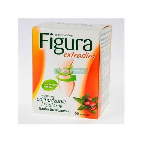 FIGURA EXTRASLIM *60 KAPS. HERBAPOL-LUBLIN - kapsułki Tabletkina odchudzanie