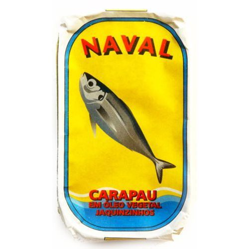 """Nero Portugalskie ostroboki """"jaquinzinhos"""" w oleju roślinnym naval 125g (5601923134992)"""
