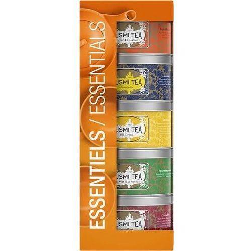 Kusmi Herbaty the essentials w zestawie 5 x 25g