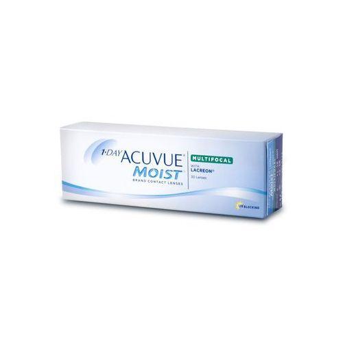 Acuvue 1-day moist multifocal 30szt marki Johnson&johnson
