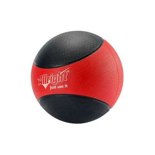 Piłka lekarska 5kg Allright / Gwarancja 24m / NEGOCJUJ CENĘ ! - produkt z kategorii- piłki i skakanki