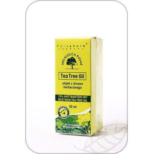 Tea tree 15% antybakteryjny roztwór wodny olejku z drzewa herbacianego 50ml marki Melaleuca