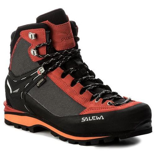 Trekkingi SALEWA - Crow Gtx GORE-TEX 61328-0935 Black/Papavero, w 7 rozmiarach