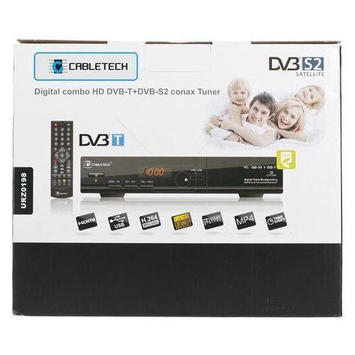 URZ0198 marki Cabletech z kategorii: dekodery telewizji cyfrowej