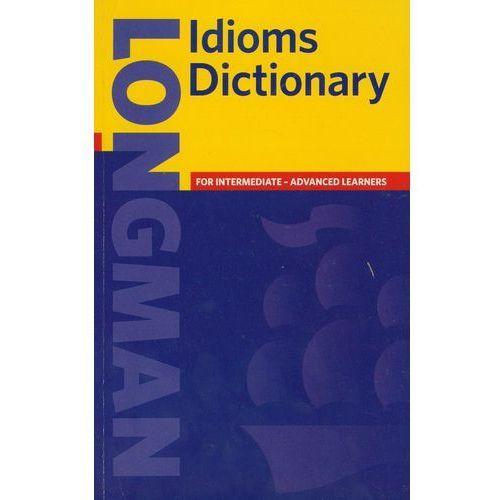 Idioms dictionary, oprawa miękka