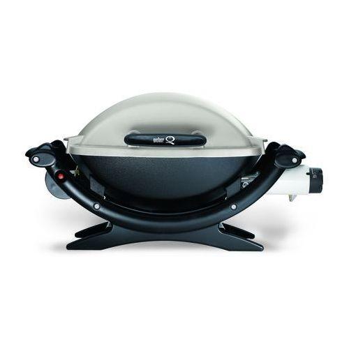WEBER grill tytanowy - oferta [0517487747751519]