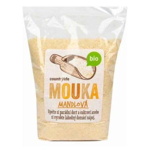 Country life bio mąka migdałowa 250 g (8595016550981)