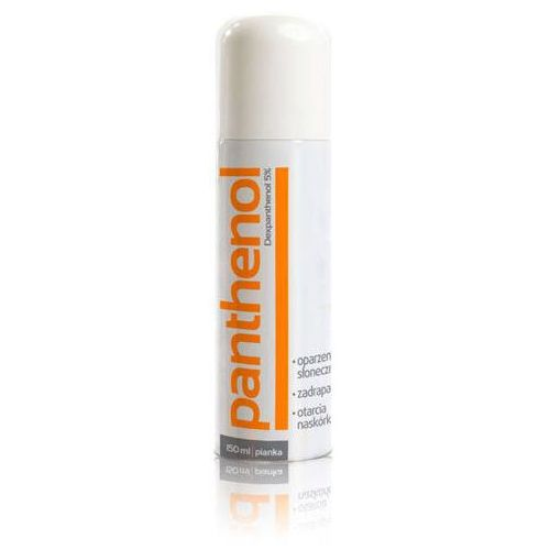 PANTHENOL 5% pianka 150ml - pianka