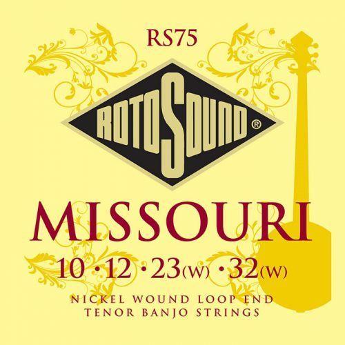 Rotosound rs75 struny do banjo 10-32