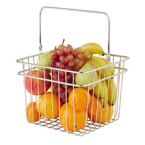 Aps Koszyk na pieczywo i owoce kwadratowy | 240x240x(h)210mm | różne kolory