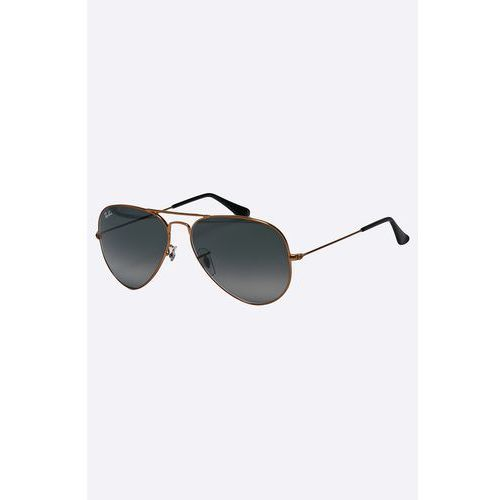 Ray-ban - okulary aviator large metal