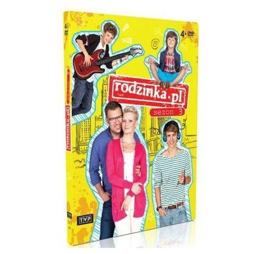 Rodzinka.pl sezon 3 (4dvd) marki Telewizja polska