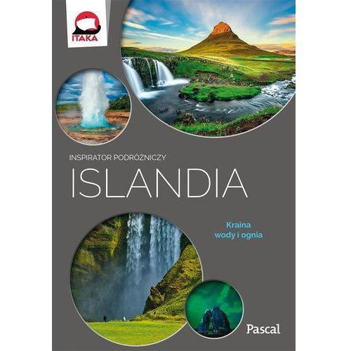 Islandia Inspirator podróżniczy (9788381032247)