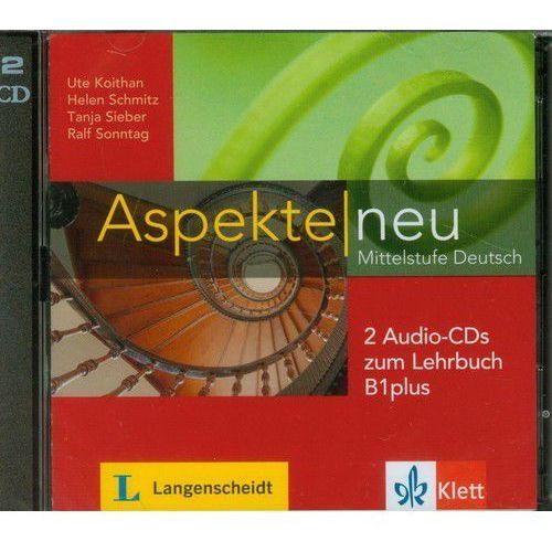 Aspekte Neu B1+ 2 CD do Lehrbuch - LektorKlett, Lektorklett