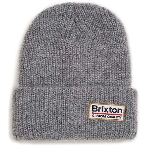 Brixton Czapka zimowa - palmer ii beanie light heather grey (lhtgy) rozmiar: os