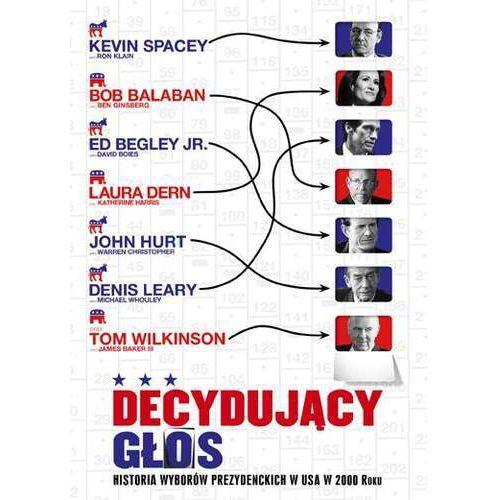 Decydujący głos (DVD) - Jay Roach OD 24,99zł DARMOWA DOSTAWA KIOSK RUCHU (7321909250123)