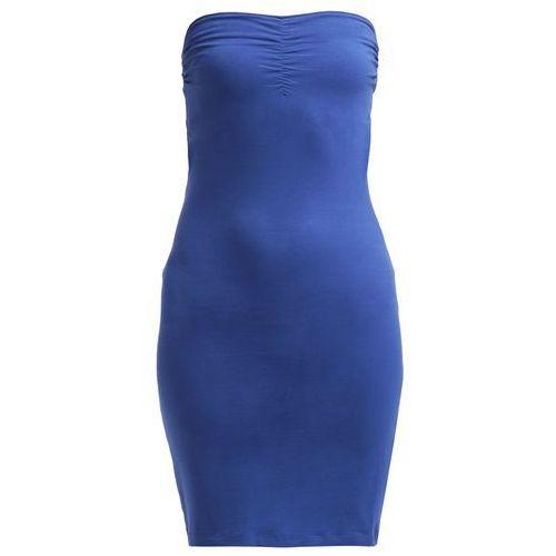 Zalando Essentials Sukienka z d�erseju dark blue