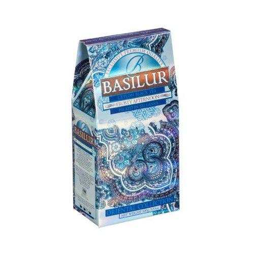 Basilur 70430 100g frosty afternoon stożek herbata czarna liściasta