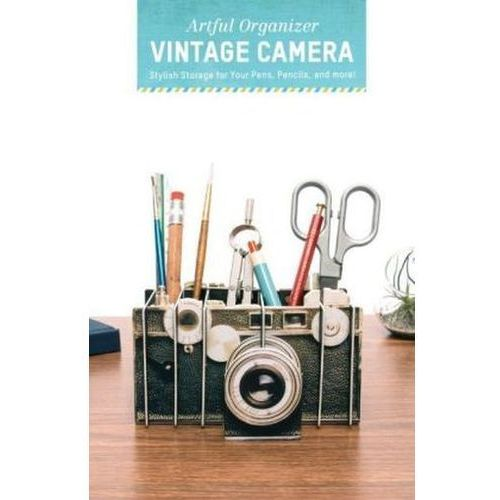 Artful Organizer: Vintage Camera (9781452135212)