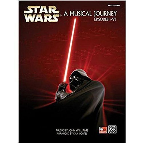 Pwm williams john - star wars: a musical journey episodes i-vi (5 finger)