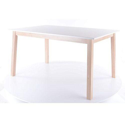 Stół rozkładany narvik white marki Signal