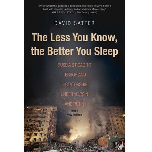 Less You Know, the Better You Sleep (240 str.)