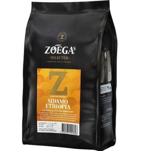 Zoega's sidamo ethiopia kawa ziarnista 450g