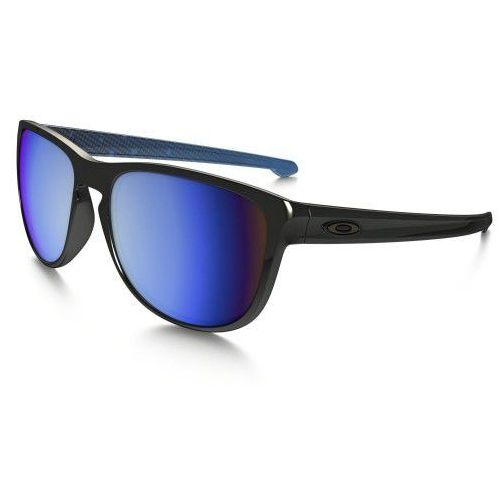 Okulary Oakley Sliver R Polished Black Prizm Deep Water Polarized OO9342-12