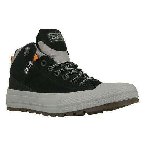 Converse Ctas Street Boot HI C162360, kolor czarny