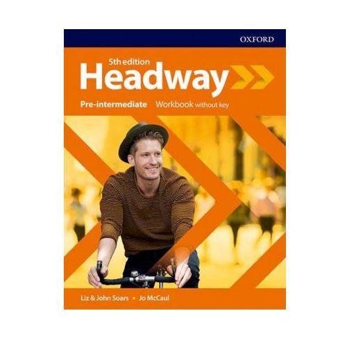Headway 5E Pre-intermediate WB without key OXFORD (86 str.)