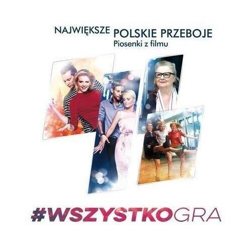 Agora #wszystko gra. największe polskie przeboje cd (9788326823817)