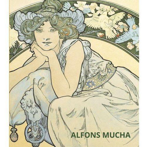 Alfons Mucha - Opracowanie zbiorowe DARMOWA DOSTAWA KIOSK RUCHU (9783741919206)