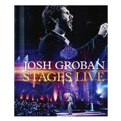STAGES LIVE (CD+BLU-RAY) - Josh Groban (CD + DVD), 9362492149